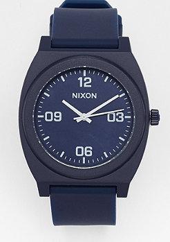 Nixon Time Teller P Corp matte navy/white