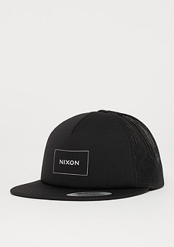 Nixon Ridge Trucker black