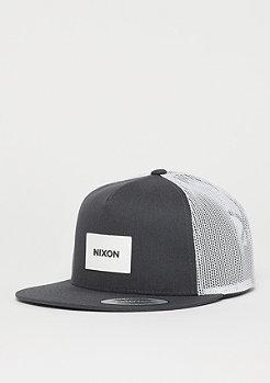 Nixon Team Trucker charcoal