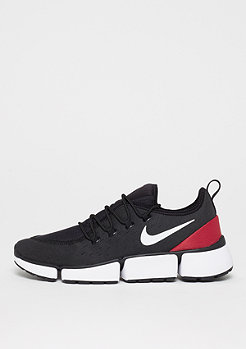 NIKE Pocket Fly DM black/white/varsity red