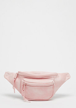 SNIPES Fake Leather Fannypack rose