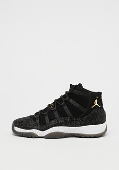 JORDAN Air Jordan 11 Retro Premium HC black/metallic gold-white-infrar