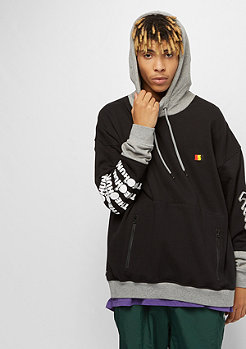 The Hundreds Gloom Pullover black