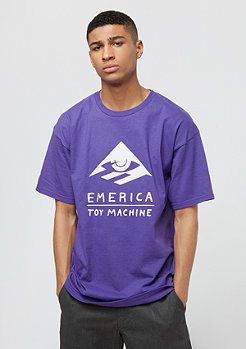 Emerica Toy Short Sleeve purple