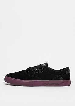 Emerica Provost Slim Vulc X Toy Machine black/purple