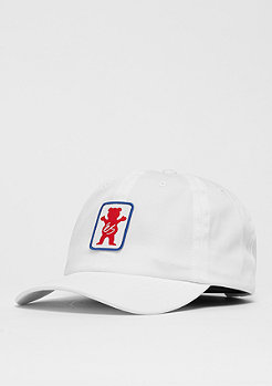 eS x Grizzly Deuce 6 Panel Cap white