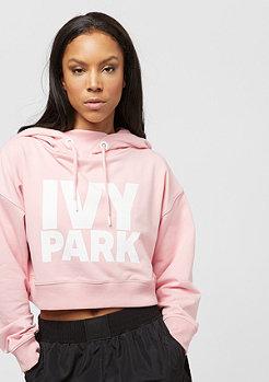 IVY PARK  Cropped Logo powder pink