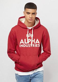 Alpha Industries Foam Print speed red