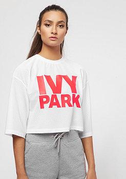 IVY PARK Active Mesh Logo white