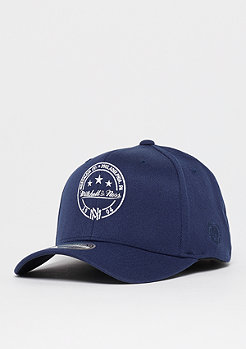 Mitchell & Ness The Navy 2-Tone 110 Visor Sticker navy/white