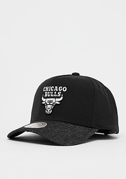 Mitchell & Ness Denim Visor NBA Chicago Bulls black/black