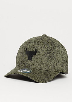 Mitchell & Ness Corrosive 110 NBA Chicago Bulls olive/black