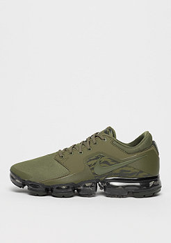 NIKE Running Air VaporMax medium olive/black/khaki/sequoia
