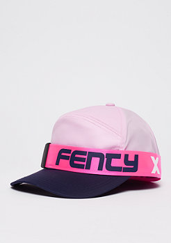 Puma Fenty By Rihanna Giant Strap Cap pink lady/evening blue