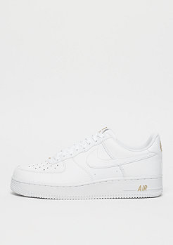 NIKE Air Force 1 07 white/white/metallic gold