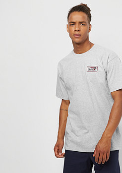 Brixton Messenger STT heather grey