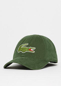 Lacoste Baseball Logo Cap 1 olive