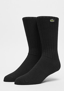 Lacoste Crew Sock Logo 1 black