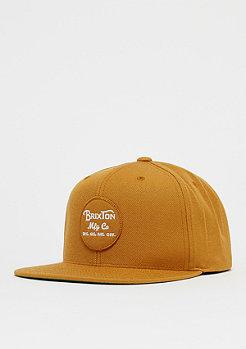 Brixton Wheeler Snap copper white