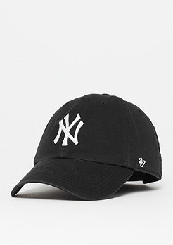 47 Brand MLB New York Yankees 47 CLEAN UP black