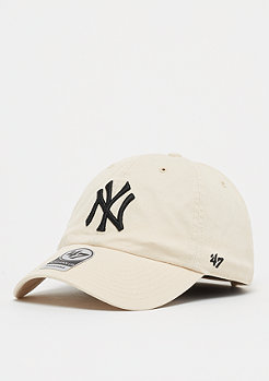47 Brand MLB New York Yankees 47 CLEAN UP natural