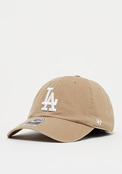 47 Brand MLB Los Angeles Dodgers 47 CLEAN UP khaki