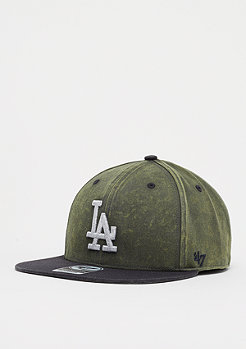 47 Brand MLB Los Angeles Dodgers Cement 47 CAPTAIN vintage navy