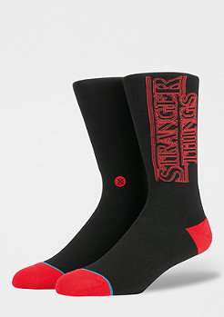 Stance Stranger Things Logo black