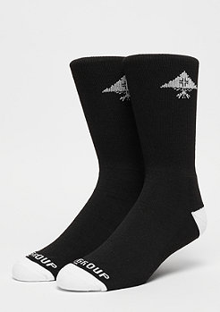 LRG LRGroup Crew Sock black