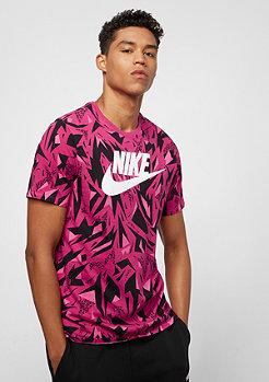 NIKE AOP 90s rush pink/white