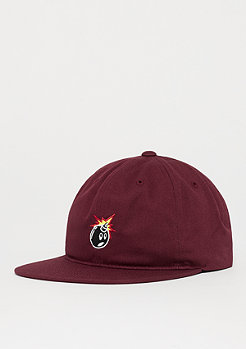 The Hundreds Crate burgundy