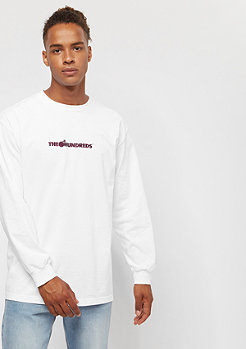 The Hundreds Bar Logo Embroidery white