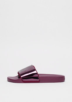 Puma Metallic Slider purple