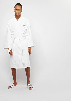 SNIPES Bathrobe white