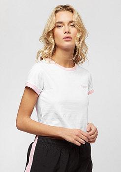 SNIPES Chest Logo white/pink