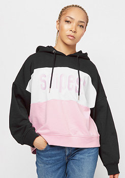 SNIPES Chest Block Logo black/grey/pink