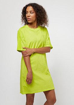 adidas The Dye Pack Tee Dress crunch wash yellow