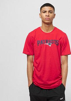 New Era Dryera NFL New England Patriots fire red