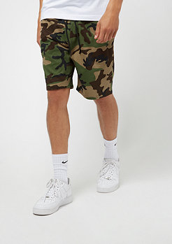 New Era Team Short MLB Los Angeles Dodgers camo