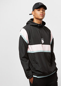 Cayler & Sons CSBL AOT Half Zip Windbreaker black/mc