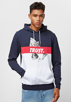 Cayler & Sons C&S WL Block Trust Hoody navy/white