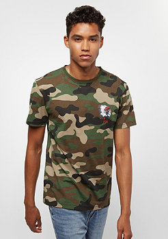 Cayler & Sons CSBL Freedom Corps Tee woodland/mc