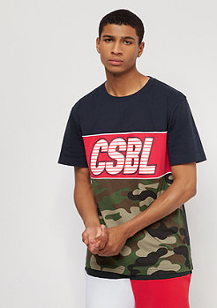 Cayler & Sons CSBL Ante Up Tee navy/mc
