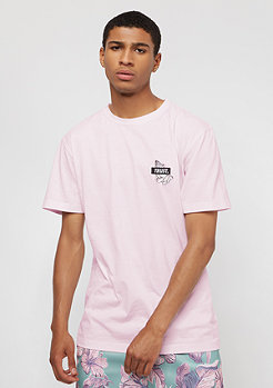 Cayler & Sons C&S WL Trust Icon Tee pale pink/black
