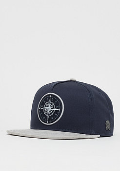 Cayler & Sons C&S CL Navigating Cap navy/grey