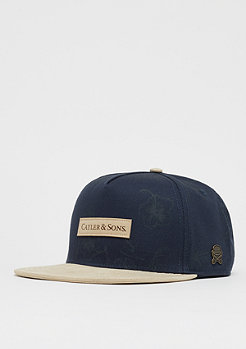 Cayler & Sons C&S CL Vibin' Cap navy/sand
