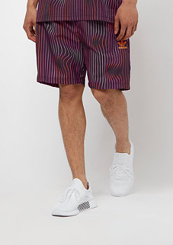 adidas Warped Stripes Swimshort purple