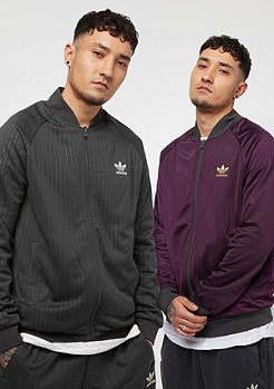adidas Warped Stripes Reversible Tracktop black/purple
