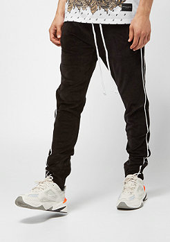 Criminal Damage Rep Jogger black/white