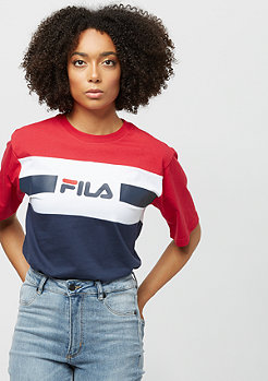 Fila Urban Line Tee WMN Shannon bright whi/true re/black ir
